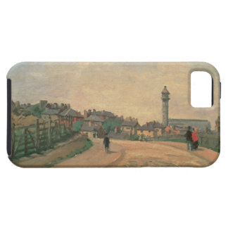 Crystal Palace, Upper Norwood (oil on canvas) iPhone SE/5/5s Case