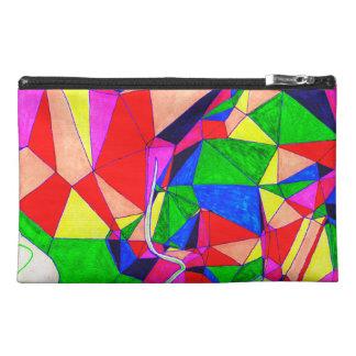 Crystal Rainbow Art - Travel Accessory Bag