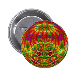 Crystal Rainbow Buttons