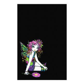 """Crystal"" Rainbow Candy Fairy Gel Pen Stationery"