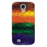 Crystal Rainbow Samsung Galaxy S4 Covers