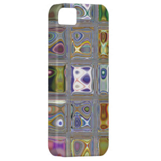 Crystal Rainbows tiles Mosaic iPhone Cases iPhone 5 Cover