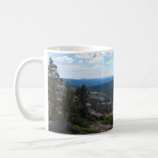Crystal Range Valley, Desolation Wilderness Coffee Mug