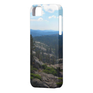 Crystal Range Valley, Desolation Wilderness iPhone SE/5/5s Case