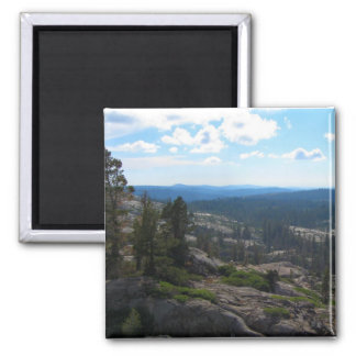 Crystal Range Valley, Desolation Wilderness Magnet