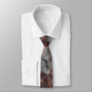 Crystal Rose Stone Pattern Background - Dramatic Necktie