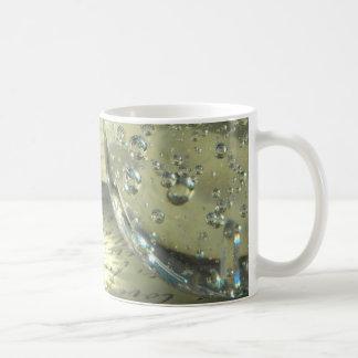 Crystal Script Coffee Mug
