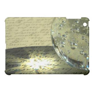 Crystal Script iPad Mini Cover