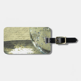 Crystal Script Tags For Luggage