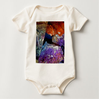Crystal Secrets Mineral Abstract Baby Creeper