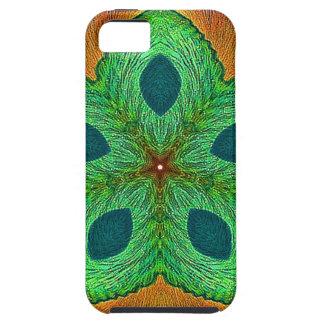 Crystal Seed Mandala iPhone 5 Cover