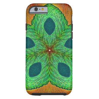 Crystal Seed Mandala iPhone 6 Case