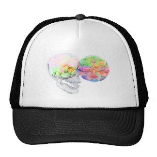 Crystal Skull DMT Pineal Alchemy Trucker Hat