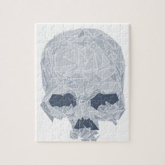 Crystal Skull Jigsaw Puzzle