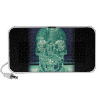 Crystal Skull Travel Speaker