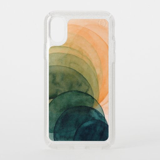 Crystal Spade Speck iPhone X Case