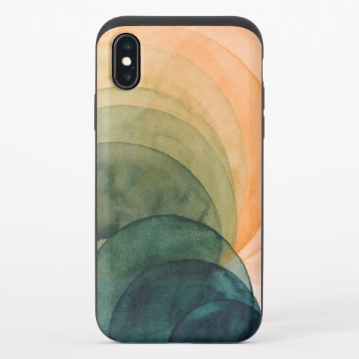 Crystal Spade iPhone X Slider Case