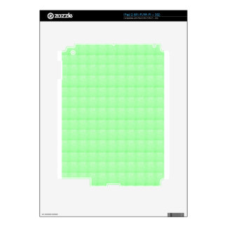 CRYSTAL Sparkle Green GREETING CHARM lowprice Decal For The iPad 2