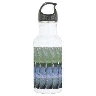 CRYSTAL Stone Jewel Healing Success FUN RT NVN466 Stainless Steel Water Bottle