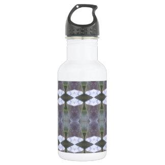 CRYSTAL Stone Jewel Healing Success FUN RT NVN467 Stainless Steel Water Bottle