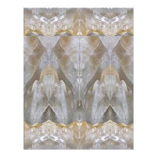 CRYSTAL Stone Jewel Healing Success FUN RT NVN473 Letterhead
