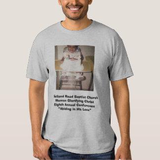 crystal, Suitland Road Baptist Church Women Glo... T Shirt