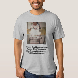crystal, Suitland Road Baptist Church Women Glo... T-shirts