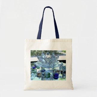 Crystal Summer Reflection Tote Bag
