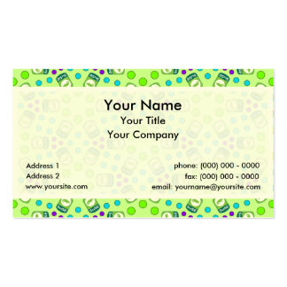 Crystal Suse Linux Business Card