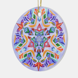Crystal Symmetry (Ornament)