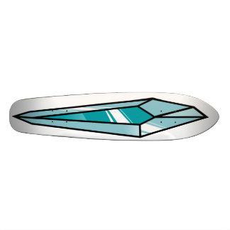 crystal table skateboard deck
