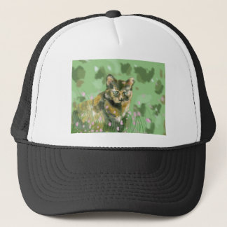 Crystal Trucker Hat