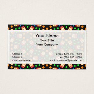 Crystal Ubuntu Linux Business Card