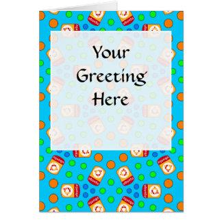 Crystal Ubuntu Linux Greeting Card
