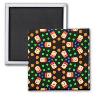Crystal Ubuntu Linux Magnet