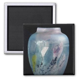 Crystal vase, 'Les Veilleuses d'Automne', 1891 Magnet