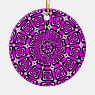 Crystal Violet Ornament
