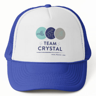 Crystal vs. Nice IM2018 Trucker Hat