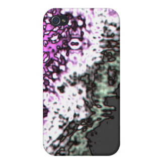 Crystal Wash Case iPhone 4 Cover