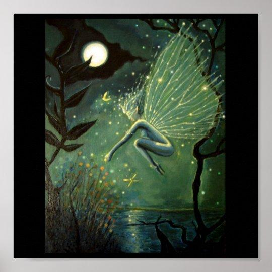 Crystal Water Sprite Fairy Print