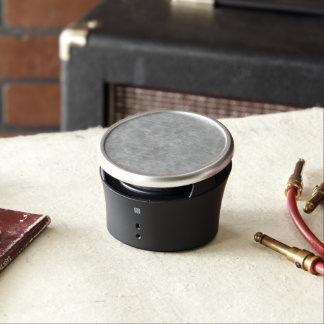 Crystal White Stone Pattern Background - Elegant Bluetooth Speaker