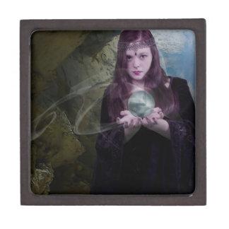 Crystal Witch Wish Box