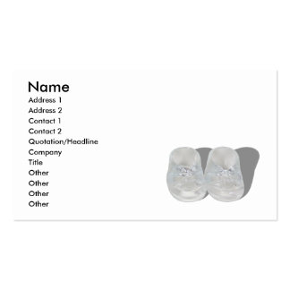 CrystalBabyBooties062210Shadow, Name, Address 1... Business Card