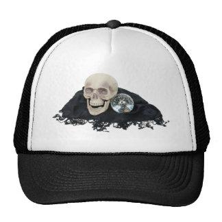 CrystalBallSkull033109 Trucker Hat