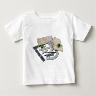 CrystalDoorknobDoorRulers021411 Baby T-Shirt