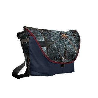 Crystaline Rickshaw Messenger Bag
