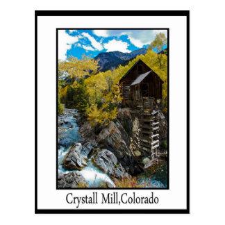 crystall mill postcard