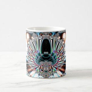 'Crystalline Gateway' mug