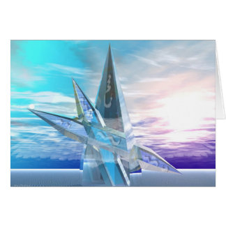 Crystalline Phi Codes Cards