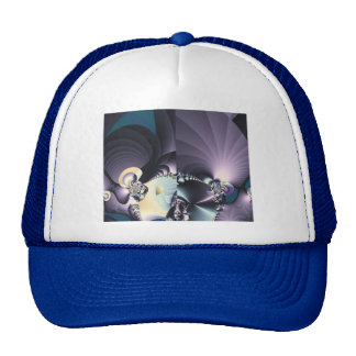 Crystallization Mars 2 Trucker Hat